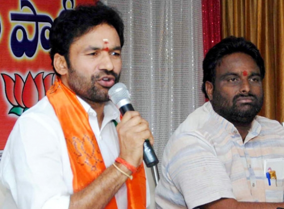 BJPs candidate for Mahbubnagar is an Ex TRS