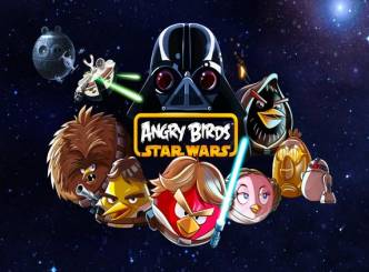 Angry Birds soon for Star Wars fans