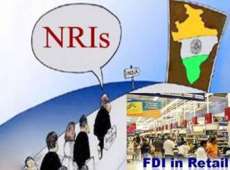 FDI row: NRIs support FDI in Indian retail sector