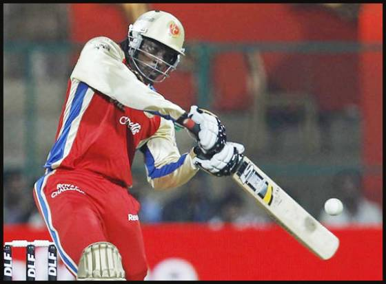IPL: Gayle, Villers too much for Pune, Blore wins