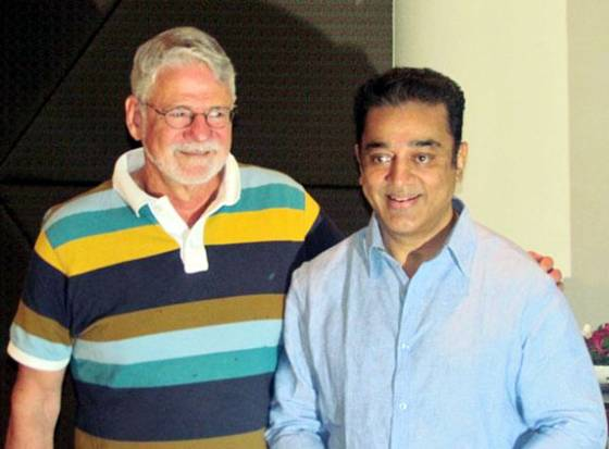 Kamal Hassan to co-star a 7 year old