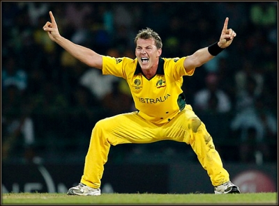 Brett Lee announces retirement