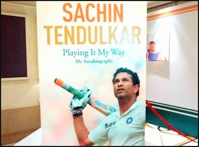 Sachin's book in regional languages