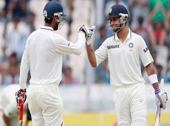 Ind Vs Eng Hopes high for India, 199/5