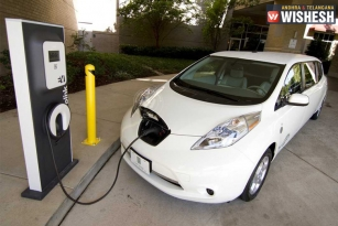75 crore for electric vehicles in 2015-16