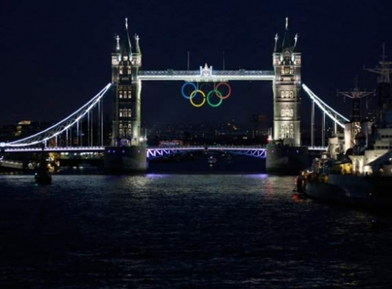 Rain might play the bad guy for London olympic events