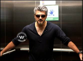 Ajith makes a magnificent Arrambam