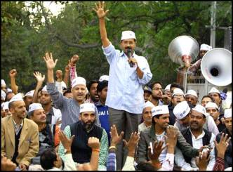AAP targets Big Guns in LS Polls