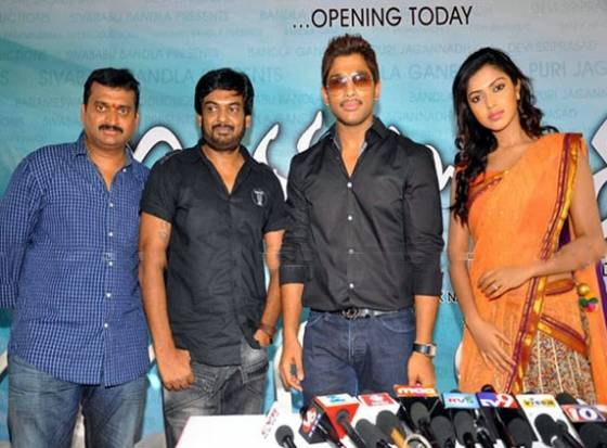 Iddaramailatho shooting gets underway