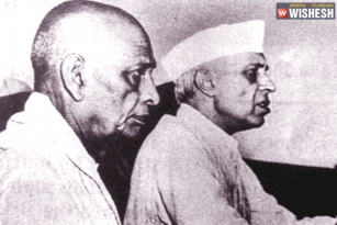 Congress Darshan blames Nehru, backs Sardar Patel!