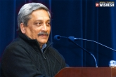 Defense minister, Chief of Defense Staff, nation needs chief of defence staff defence minister parrikar, Top stories