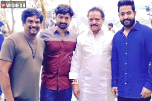 Puri Jagannath-Kalyan Ram movie begins