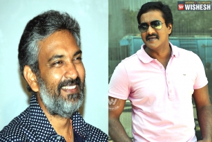 How is Rajamouli connected to Sunil's new movie?