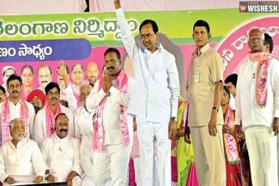 Overwhelmed TRS, assured to keep up promises