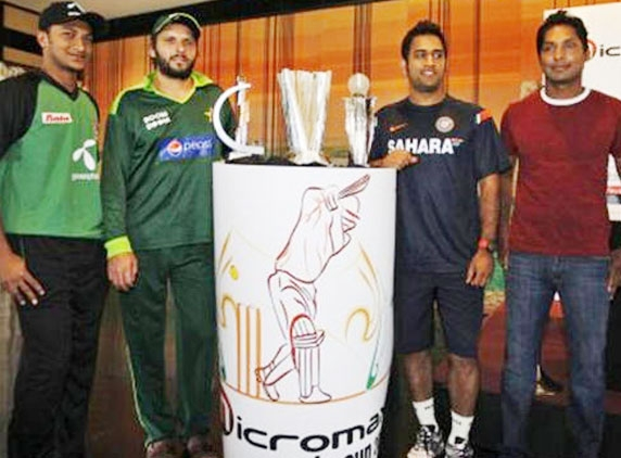 Asia Cup 2012: India on Image (Re)-Building