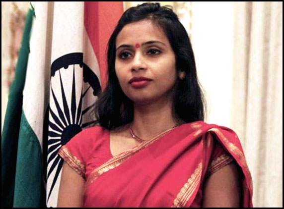 Indian Diplomat Arrested In New York