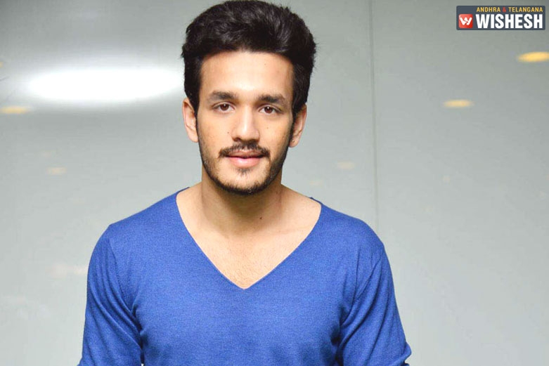 Akhil's Tuesday Surprise From Hello