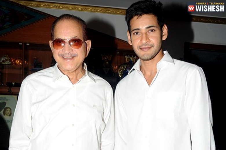 "This Father-Duo Would Be Seen In ""Bharath Ane Nenu""?"