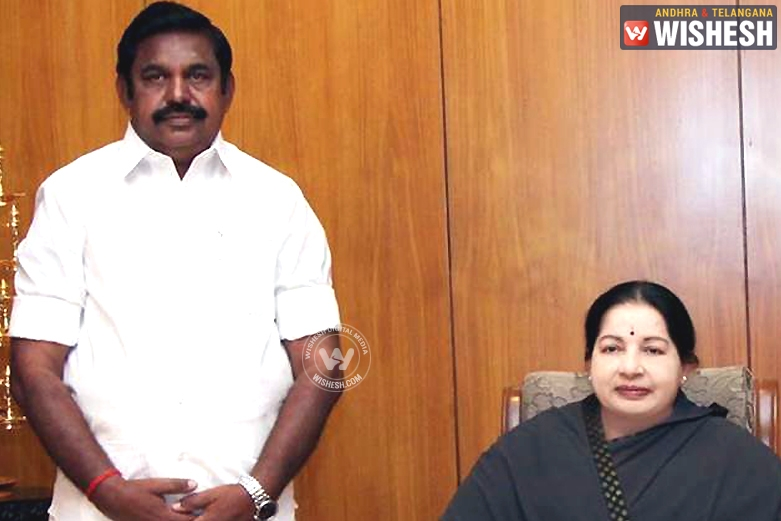 Edappadi K Palaniswami Appointed as TN Chief Minister by Guv