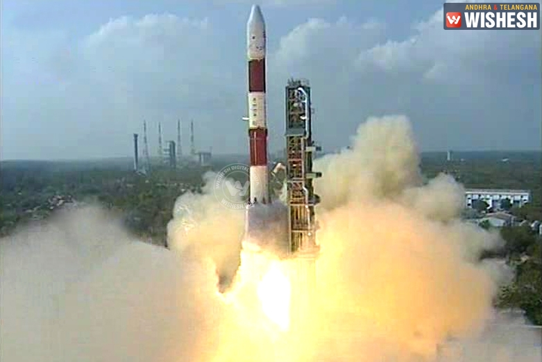 ISRO Creates World Record, Launches 104 Satellites in One Go