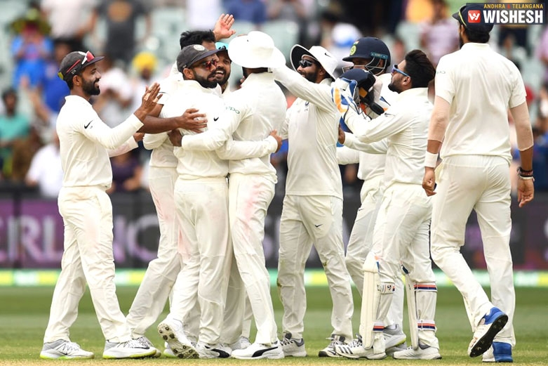 Indian Team Announced For Second Test