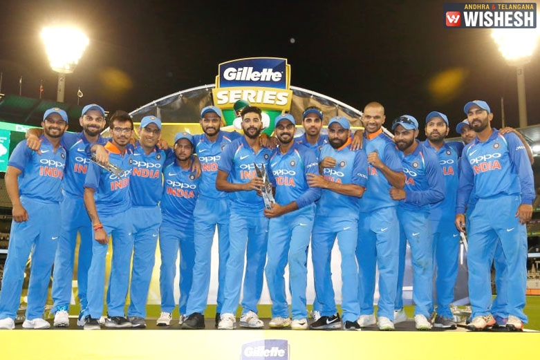 Indians Trash Australia In The Third ODI