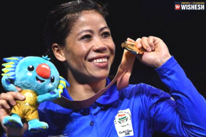 Mary Kom Wins Gold On Her Debut