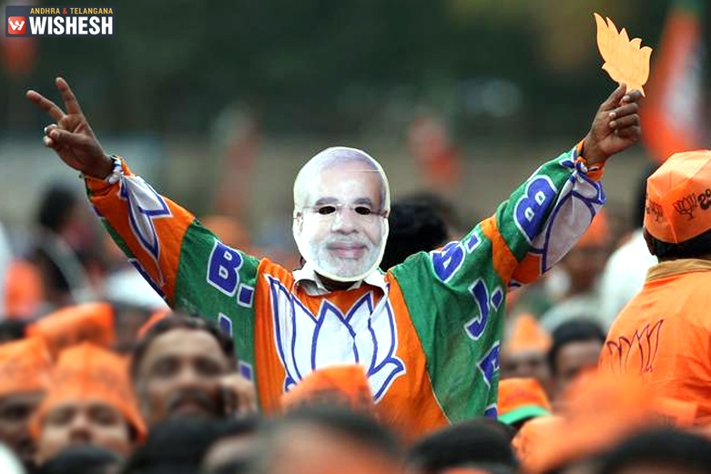 NDA All Set To Retain Power Says Major Surveys