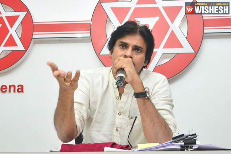 Pawan Kalyan Announces JAC To Fight Against BJP And TDP