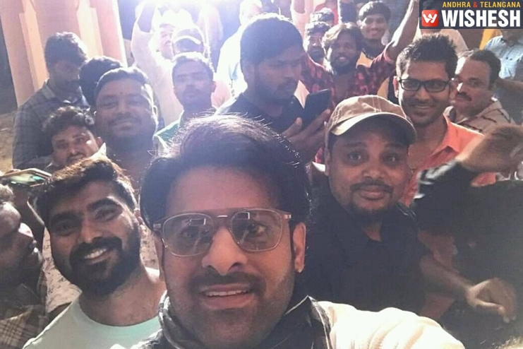 Prabhas Wraps Up The Shoot of Saaho