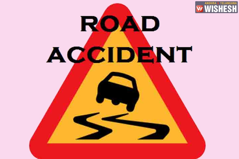 Two Youths killed in a Road Accident in Tirupati
