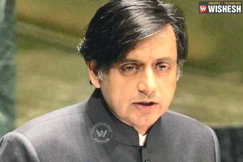 Shashi Tharoor Arrested in Thiruvananthapuram for Protesting Against Note Ban