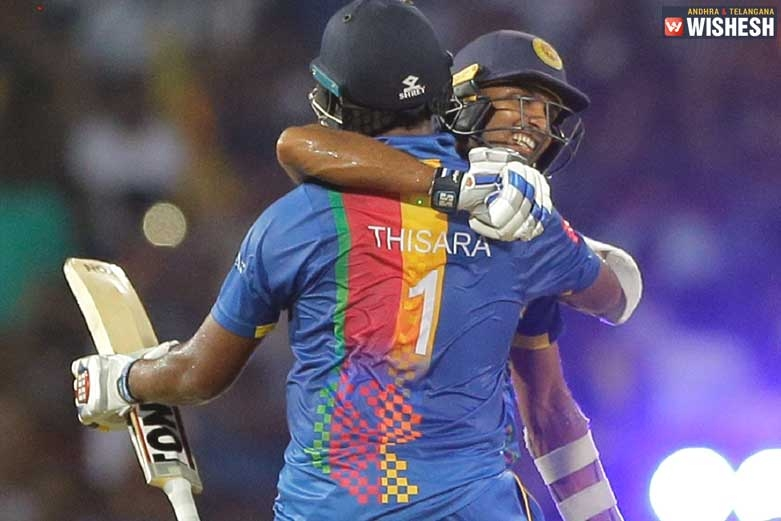 Tri-Series Opener: Sri Lanka Beat India By Five Wickets