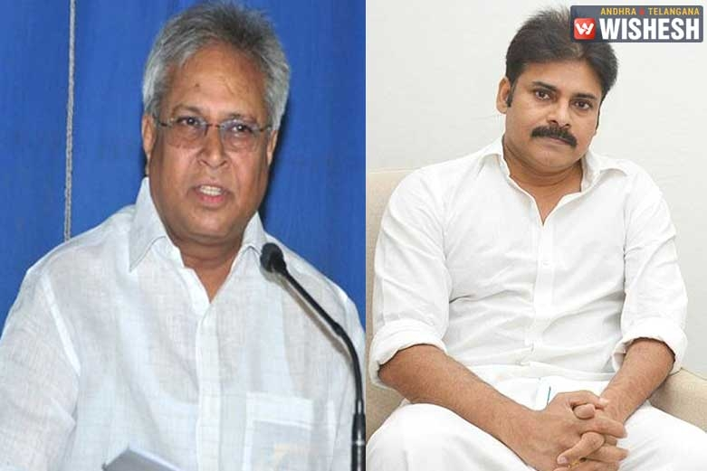 Undavalli Arun Kumar All Set To Meet Pawan Kalyan