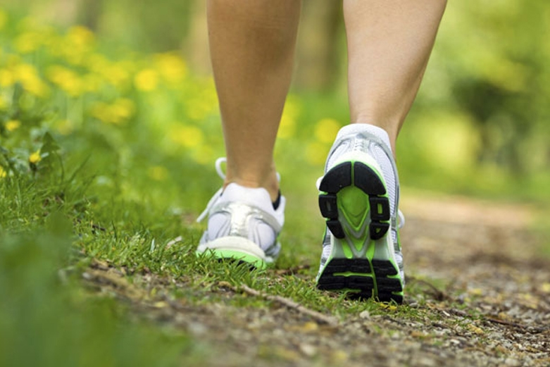 Walking for 20 minutes a day can cut heart failure risk