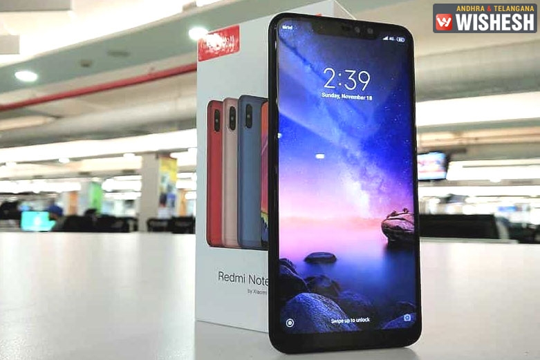 Xiaomi Redmi Note 6 Pro Launched In India