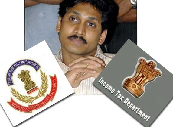 CBI collects tax details of Jagan from IT
