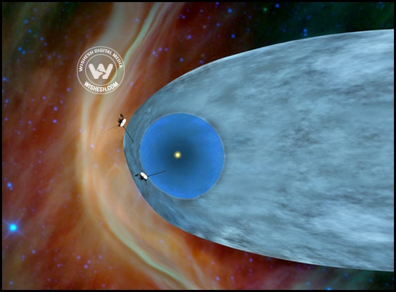 exiting solar system voyager 1 - photo #6