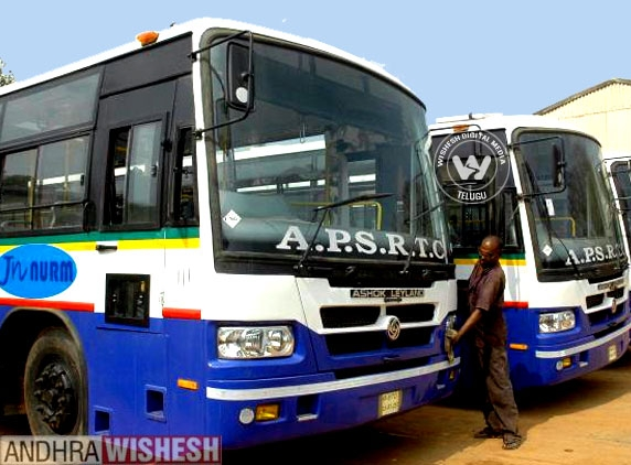 More buses, higher charges by APSRTC