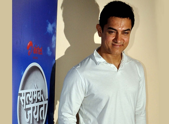Aamir Khan's most ambitious project - Satyamev Jayate