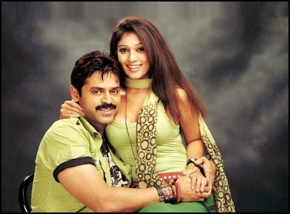 Tamanna to make romance with Venky just like Nayantara did in
