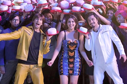 kill dil movie song happy budday song