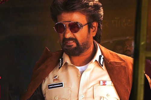 thalaiva in charge song darbar