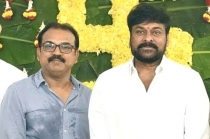 Chiranjeevi Koratala Siva Movie Launch