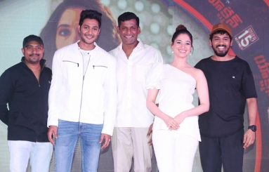 Action Movie Pre-Release Event