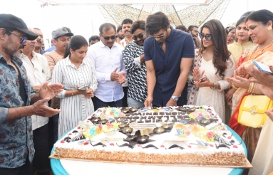Bellamkonda Sai Srinivas Birthday Celebrations
