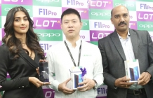 Pooja Hegde Launched OPPO F11 Pro Mobile Launch