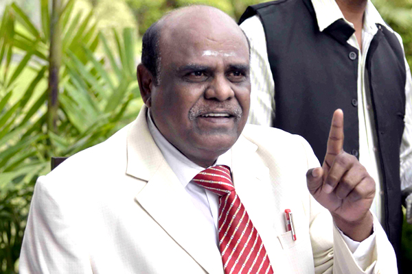 Justice Karnan Imprison For Contempt Of Court
