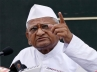 Ramlila Maidan, standing committee, anna hazare may go on fast from december 27, Standing committee
