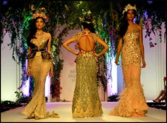 Best pictures from India Bridal Fashion Week 2013